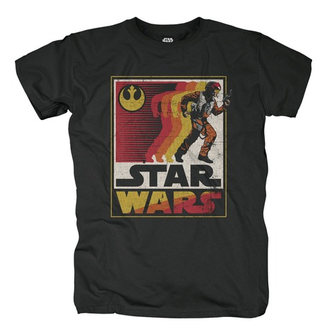 √On The Run von Star Wars - T-Shirt jetzt im Bravado Shop