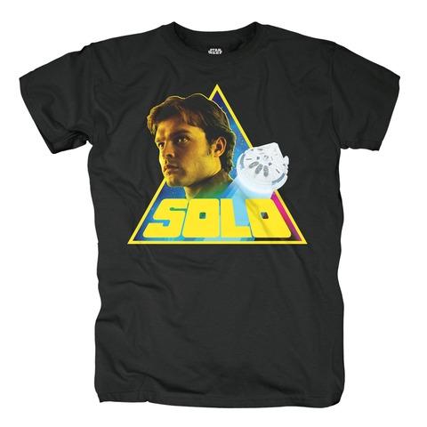 Solo - Retro Triangle Solo von Star Wars - T-Shirt jetzt im Bravado Shop