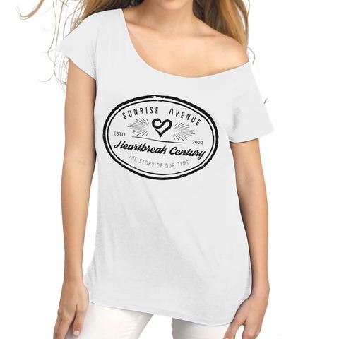 √Retro Sign von Sunrise Avenue - Girlie Shirt jetzt im Bravado Shop