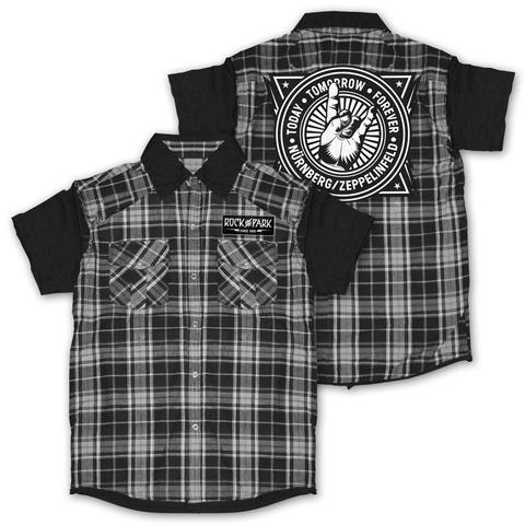√Today Tomorrow Forever von Rock im Park Festival - Work shirt jetzt im Bravado Shop