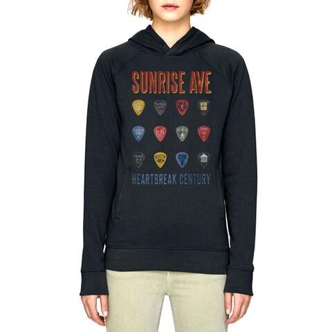 √Plec Songs von Sunrise Avenue - Hood sweater jetzt im Bravado Shop