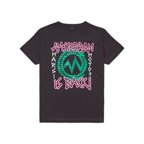 √Amsterdam is Back T-Shirt von Marsimoto -  jetzt im Bravado Shop