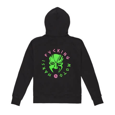 √Marsi Fuckin Verde Hoodie von Marsimoto -  jetzt im Bravado Shop