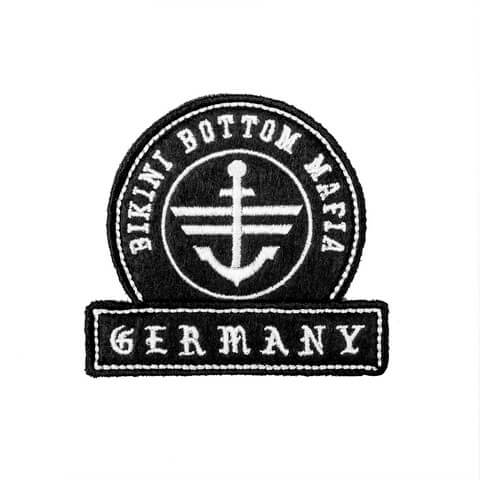 √BBM Patch Germany von BBM -  jetzt im Bravado Shop