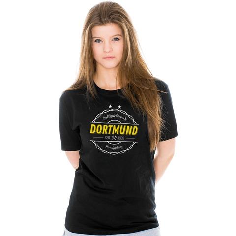 Vintage Dortmund Girl-Shirt von Schwatzgelb - Girlies jetzt im Bravado Store