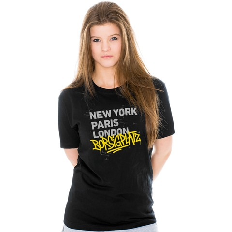 New York - Borsigplatz Girl-Shirt von Schwatzgelb - Girlies jetzt im Bravado Store