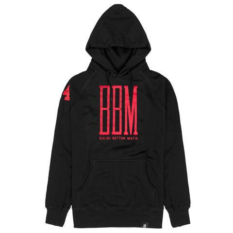 √BBM Red Logo Hoodie von BBM - Hood sweater jetzt im Bravado Shop