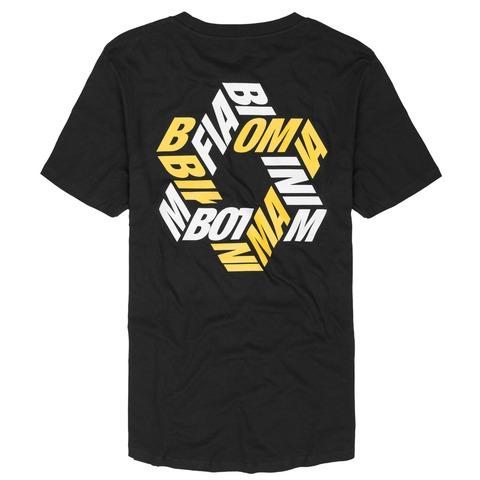 √Black Yellow BBM T-Shirt von BBM -  jetzt im Bravado Shop