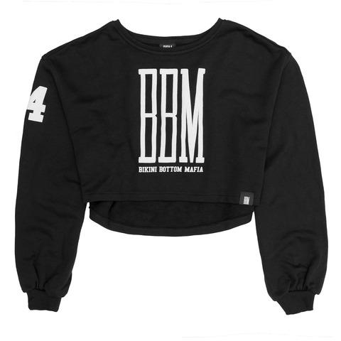 BBM Ladies Logo Oversized Sweater von BBM - Sweats jetzt im Bravado Shop