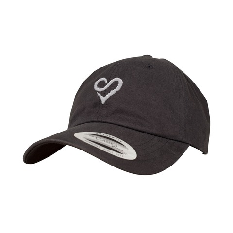 √Logo Heart Embroidery von Sunrise Avenue - Cap jetzt im Bravado Shop