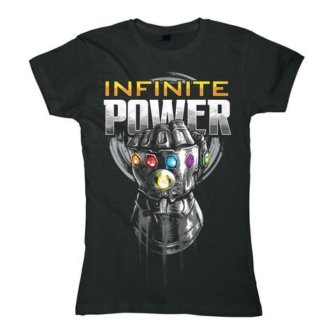 √Infinite Power GS von Avengers - Girlie Shirt jetzt im Bravado Shop