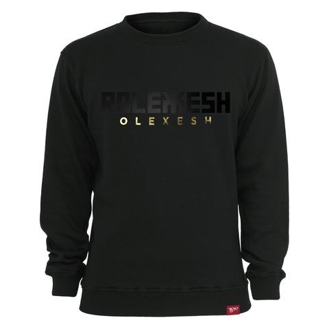 √ROLEXESH metallic black von Olexesh - Crewneck Sweater jetzt im Bravado Shop