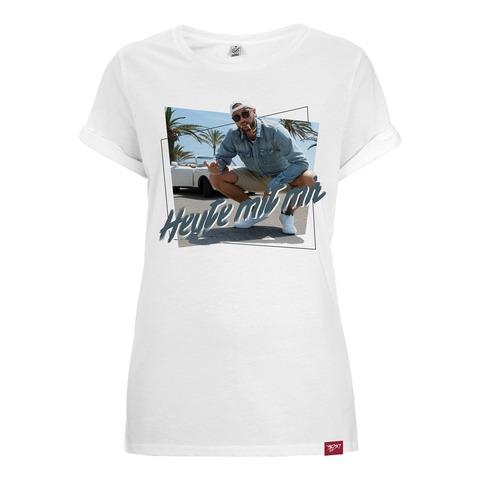 √Heute mit mir von Nimo - Girlie Shirt jetzt im Bravado Shop
