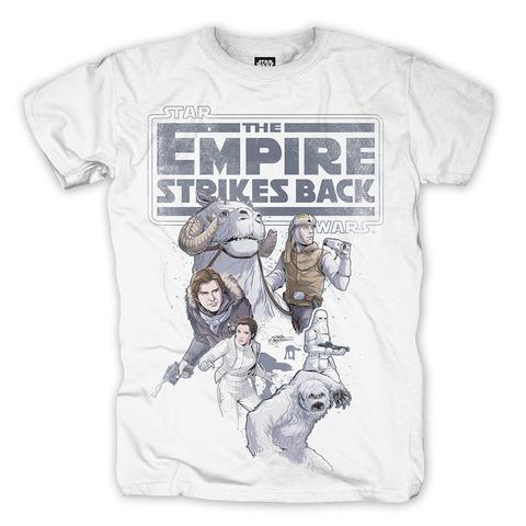 √Hoth Adventures von Star Wars - T-Shirt jetzt im Bravado Shop