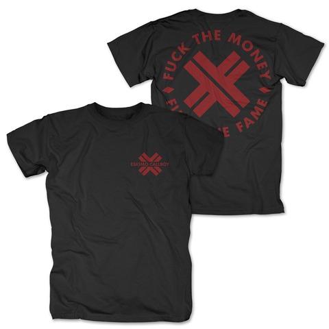Fuck The Money von Eskimo Callboy - T-Shirt jetzt im Bravado Shop