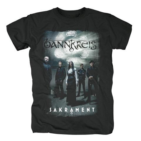 √Sakrament Album Cover von Bannkreis - T-Shirt jetzt im Bravado Shop