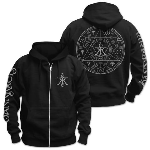 √Bannkreis von Bannkreis - Hooded jacket jetzt im Bravado Shop