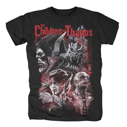 √Children in Blood von Avengers - T-Shirt jetzt im Bravado Shop