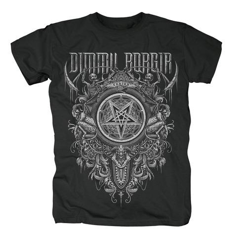 Eonian Pentagram von Dimmu Borgir - T-Shirt jetzt im Bravado Shop
