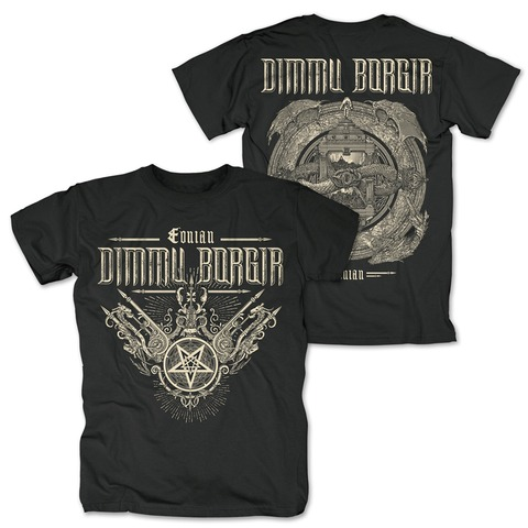 √Eonian Album Cover von Dimmu Borgir - T-Shirt jetzt im Bravado Shop