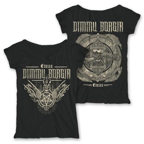 √Eonian Album Cover von Dimmu Borgir - Ladies T-Shirt Loose Fit jetzt im Bravado Shop