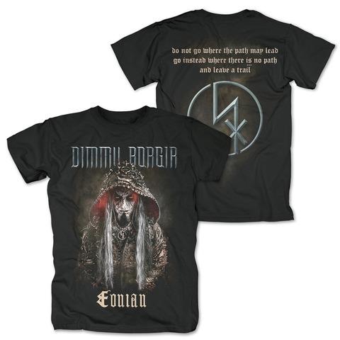 √Shagrath von Dimmu Borgir - T-Shirt jetzt im Bravado Shop