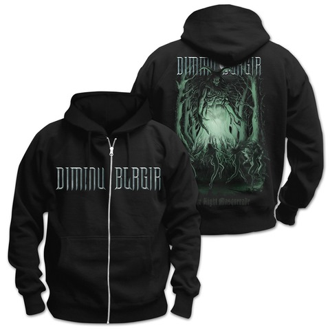 √The Night Masquerade von Dimmu Borgir - Jacket jetzt im Bravado Shop