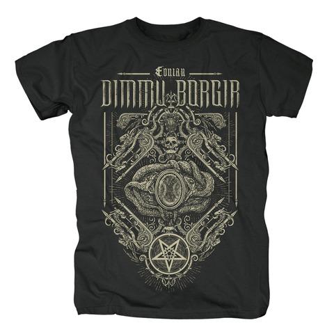 √Eonian Snakes Ornament von Dimmu Borgir - T-Shirt jetzt im Bravado Shop