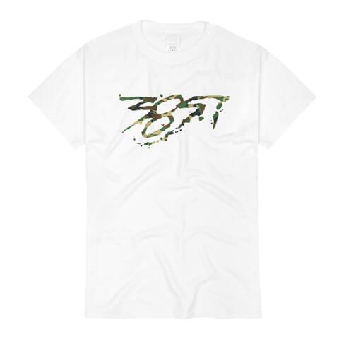 √385i Camo von 385idéal - T-Shirt jetzt im Bravado Shop