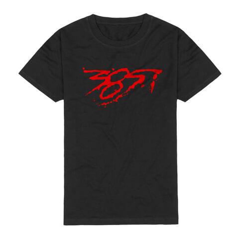 385i Red Logo von 385idéal - T-Shirt jetzt im Bravado Shop