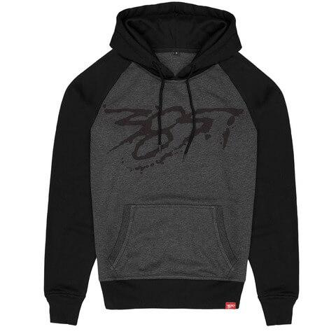 √385i Raglan von 385idéal - Hood sweater jetzt im Bravado Shop