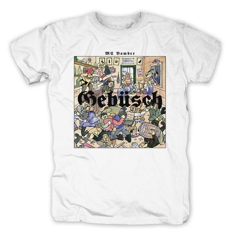 √Gebüsch Cover von MC Bomber - T-Shirt jetzt im Bravado Shop