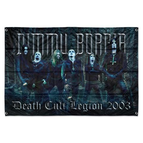 √Death Cult Legion von Dimmu Borgir - Flag jetzt im Bravado Shop