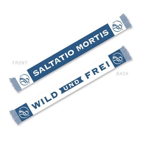 √Wild und Frei von Saltatio Mortis - Fanschal jetzt im Bravado Shop