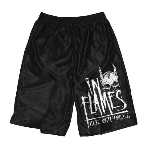 √Here Until Forever von In Flames - Shorts jetzt im Bravado Shop