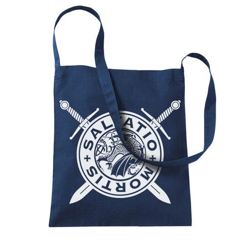 √Drachen Logo von Saltatio Mortis - Cotton bag jetzt im Bravado Shop