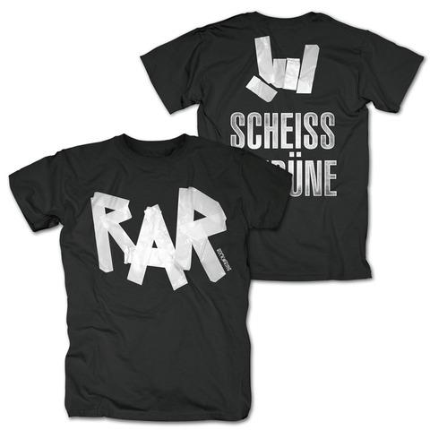 √Scheiss Tribüne von Rock am Ring Festival - T-Shirt jetzt im Bravado Shop
