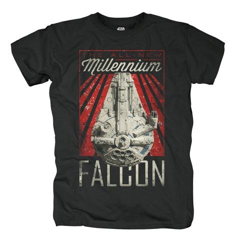 √Solo - All New Millenium Falcon von Star Wars - T-Shirt jetzt im Bravado Shop