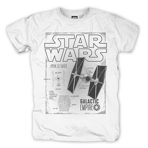 √Solo - Tie Fighter Features von Star Wars - T-Shirt jetzt im Bravado Shop