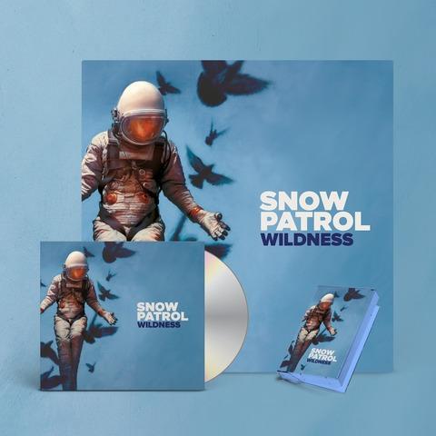 √Wildness (CD Bundle) von Snow Patrol - CD jetzt im Bravado Shop