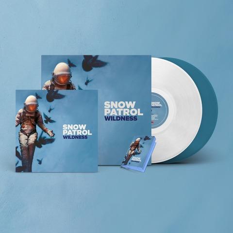 √Wildness (Vinyl Bundle) von Snow Patrol - LP jetzt im Bravado Shop