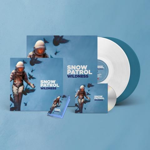 √Wildness (Deluxe Bundle) von Snow Patrol - LP jetzt im Bravado Shop