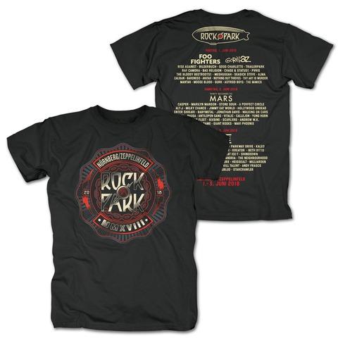 √Chained Seal von Rock im Park Festival - T-Shirt jetzt im Bravado Shop