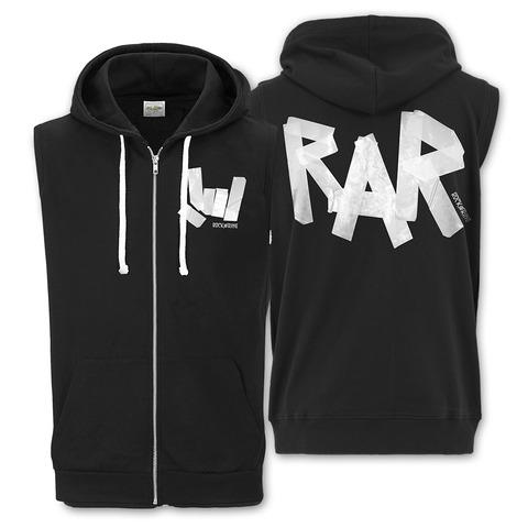 √RAR Tape Logo von Rock am Ring Festival - Sleeveless Hoodie jetzt im Bravado Shop