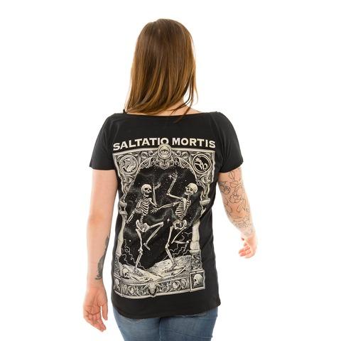 √Totentanz von Saltatio Mortis - Loose Fit Girlie Shirt jetzt im Bravado Shop