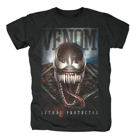 √Venom - Screaming Protector von Marvel Comics - T-Shirt jetzt im Bravado Shop