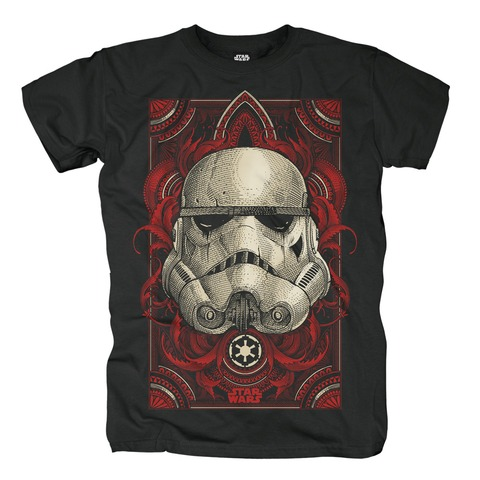 √Stormtrooper Ornaments von Star Wars - T-Shirt jetzt im Bravado Shop