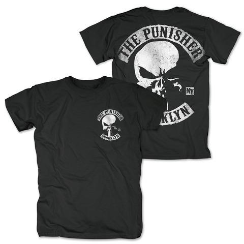 √Brooklyn MC von The Punisher - T-Shirt jetzt im Bravado Shop