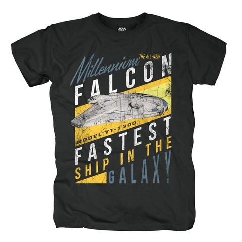 √Solo - Fastest Ship von Star Wars - T-Shirt jetzt im Bravado Shop