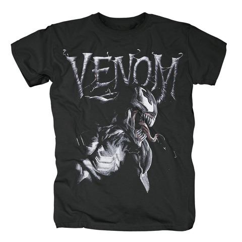 Venom - Black Symbiote von Marvel Comics - T-Shirt jetzt im Bravado Shop